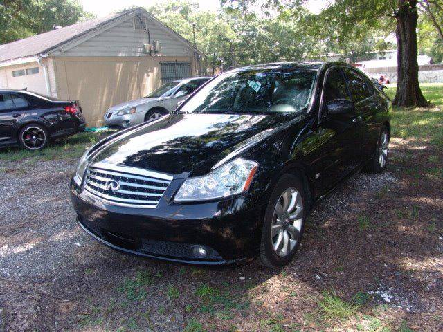 2007 Infiniti M35 for sale at Turbo Toys in Tampa FL
