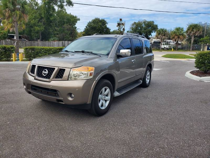 2008 Nissan Armada for sale at Turbo Toys in Tampa FL