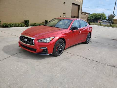 2019 Infiniti Q50 for sale at Turbo Toys in Tampa FL