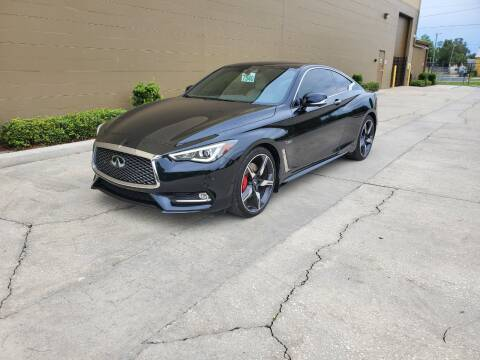 2019 Infiniti Q60 for sale at Turbo Toys in Tampa FL