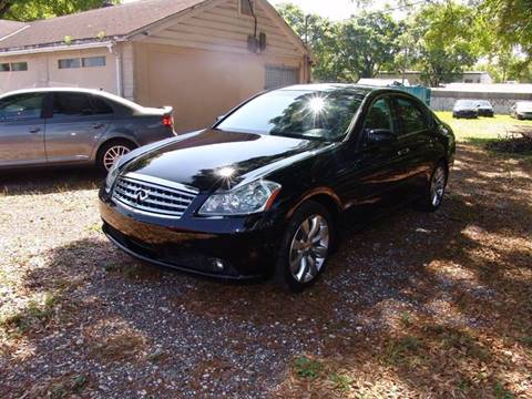 2006 Infiniti M35 for sale at Turbo Toys in Tampa FL