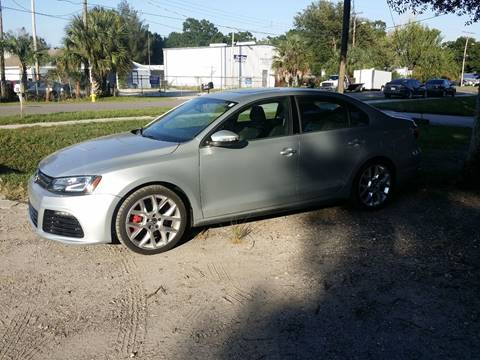 2014 Volkswagen Jetta for sale in Tampa FL