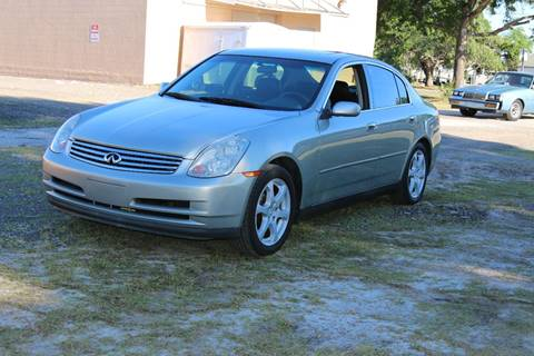 2003 Infiniti G35 for sale in Tampa, FL