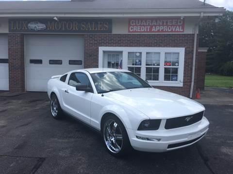 2005 Ford Mustang for sale in Cincinnati, OH