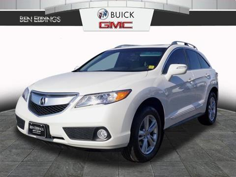 2014 Acura RDX for sale in Harrison, AR