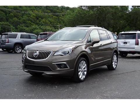 2017 Buick Envision for sale in Harrison, AR
