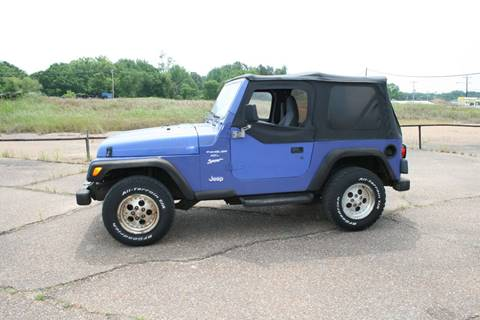 1997 Jeep Wrangler for sale in Byhalia, MS