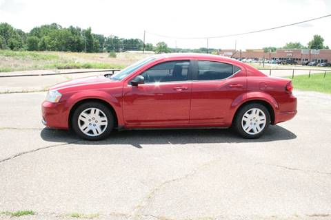 2014 Dodge Avenger for sale in Byhalia, MS