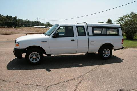 2008 Ford Ranger for sale in Byhalia, MS