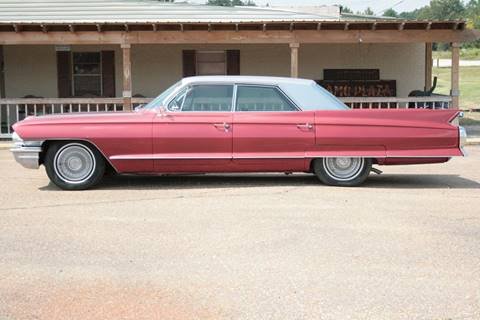 1962 Cadillac DeVille for sale in Byhalia, MS