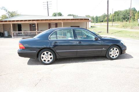 2002 Lexus LS 430 for sale in Byhalia, MS