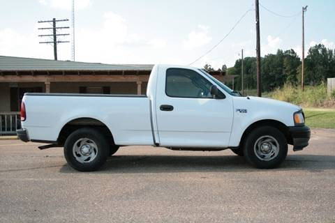 2002 Ford F-150 for sale in Byhalia, MS
