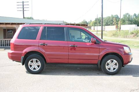 2003 Honda Pilot for sale in Byhalia, MS