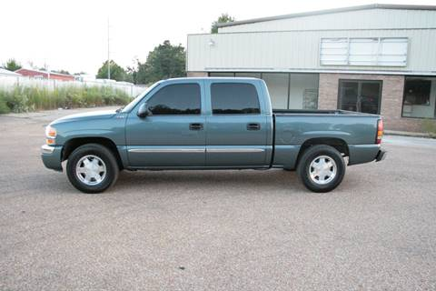 2006 GMC Sierra 1500 for sale in Byhalia, MS