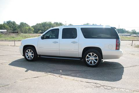 2010 GMC Yukon XL for sale in Byhalia, MS