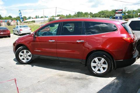 2009 Chevrolet Traverse for sale in Byhalia, MS