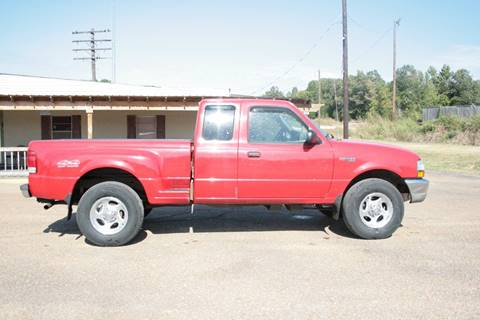 2000 Ford Ranger for sale in Byhalia, MS