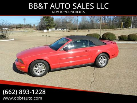 2007 Ford Mustang for sale in Byhalia, MS