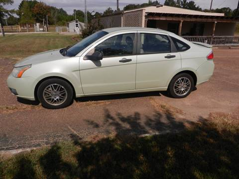 2010 Ford Focus for sale in Byhalia, MS