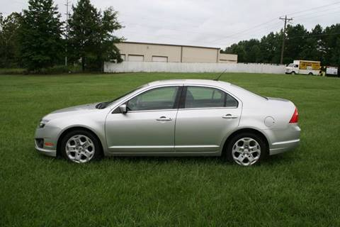 2011 Ford Fusion for sale in Byhalia, MS