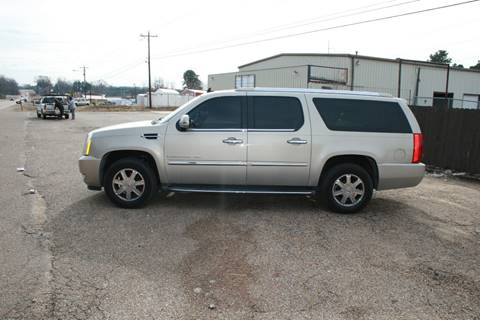 2007 Cadillac Escalade ESV for sale in Byhalia, MS