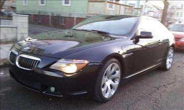 2004 BMW 6 Series for sale in Pawtucket, RI