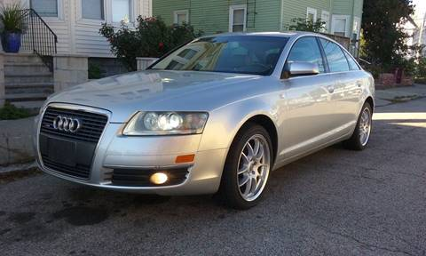 2006 Audi A6 for sale in Pawtucket, RI