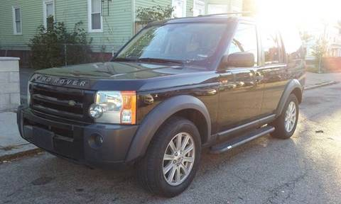 2007 Land Rover LR3 for sale in Pawtucket, RI