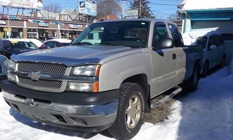 2005 Chevrolet Silverado 1500 for sale in Pawtucket, RI