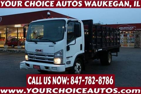 2008 GMC W4500 for sale in Waukegan, IL