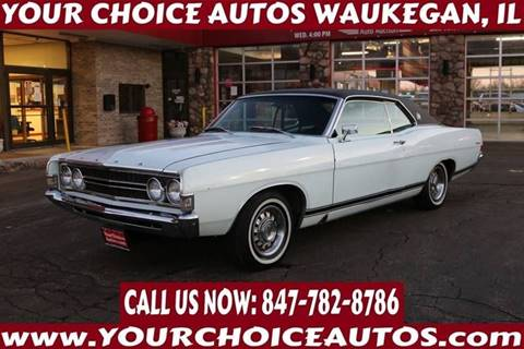 1968 Ford Torino for sale in Waukegan, IL