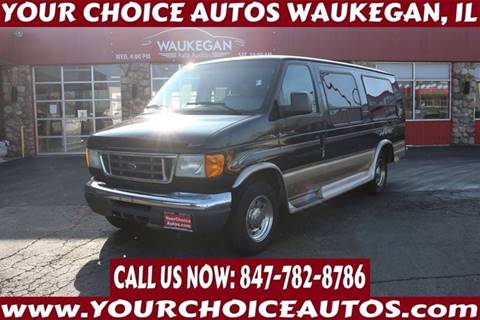 2005 Ford E-250 for sale in Waukegan, IL