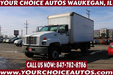 2002 GMC C6500 for sale in Waukegan, IL