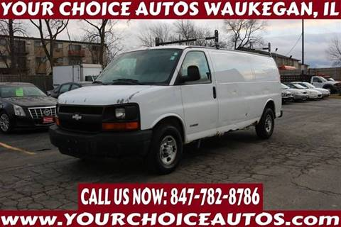 2006 Chevrolet Express Cargo for sale in Waukegan, IL