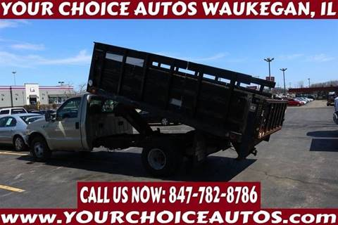 2001 Ford F-350 Super Duty for sale in Waukegan, IL