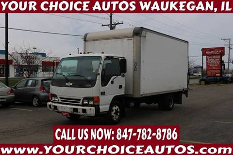 2001 Chevrolet W4500 for sale in Waukegan, IL