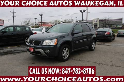 2009 Pontiac Torrent for sale in Waukegan, IL