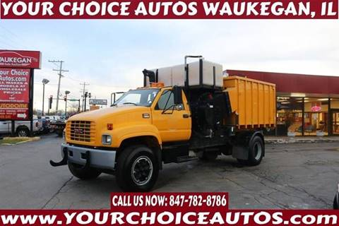 1997 GMC C7500 for sale in Waukegan, IL