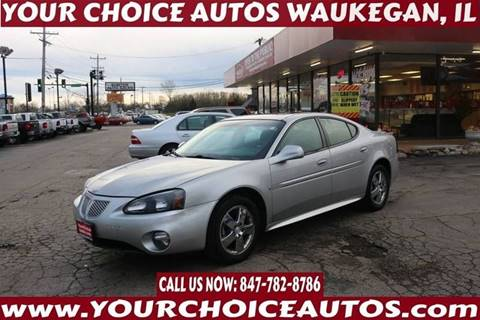 2007 Pontiac Grand Prix for sale in Waukegan, IL