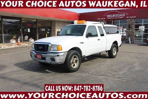 2005 Ford Ranger for sale in Waukegan, IL