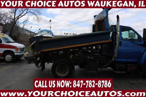 2005 GMC C6500 for sale in Waukegan, IL