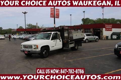 1997 GMC Sierra 3500 for sale in Waukegan, IL
