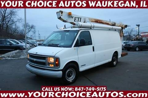 1999 Chevrolet Express Cargo for sale in Waukegan, IL