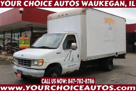 1995 Ford E-Series Chassis for sale in Waukegan, IL