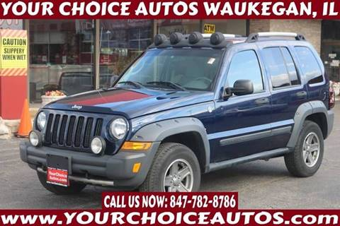 2005 Jeep Liberty for sale in Waukegan, IL
