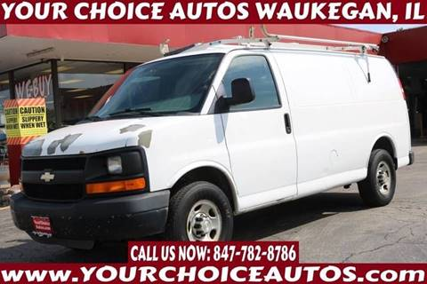 2010 Chevrolet Express Cargo for sale in Waukegan, IL