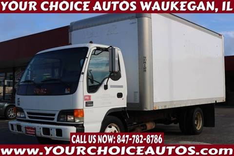 2003 GMC W4500 for sale in Waukegan, IL