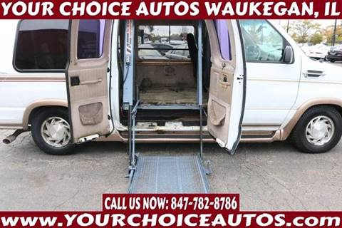 1997 Ford E-Series Cargo for sale in Waukegan, IL