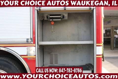 1996 Pierce Fire Truck