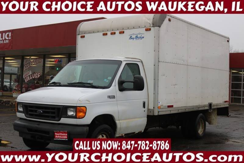 2004 Ford E-Series Chassis E-350 SD